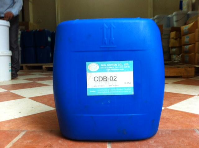 Hóa chất tẩy gỉ CDB - 02