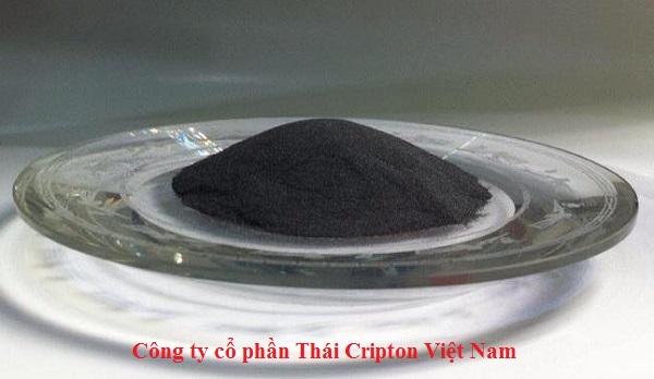 Cát đen chuyên đánh bóng, làm nhám bề mặt kim loại