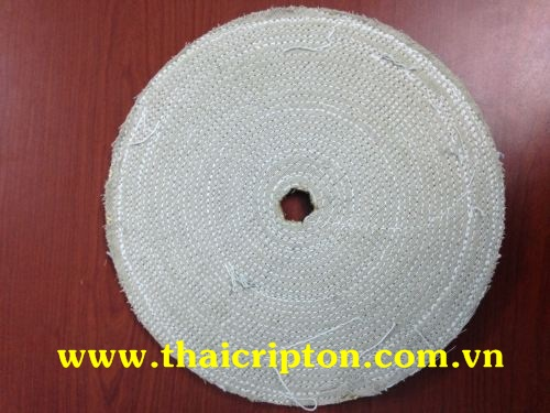 Phớt xơ dừa chuyên đánh bóng bề mặt kim loại hiệu quả